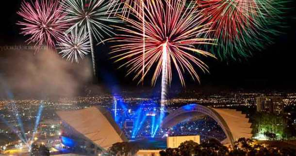 Retirement Fireworks