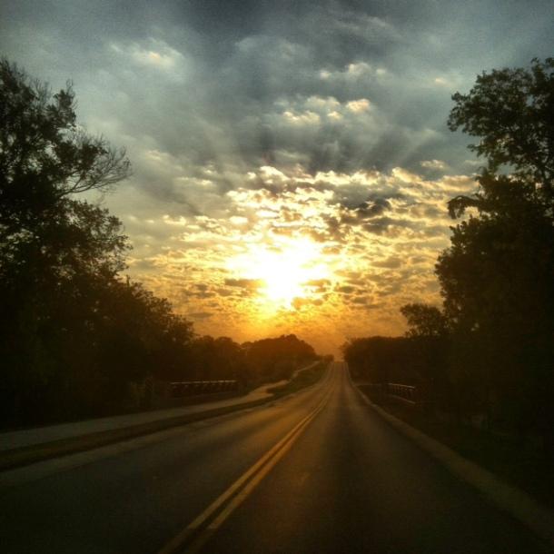 RoadtripN-Sunrise