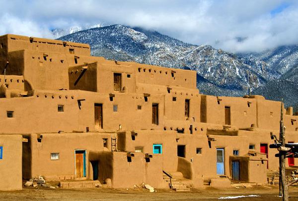 Santa Fe Pueblos