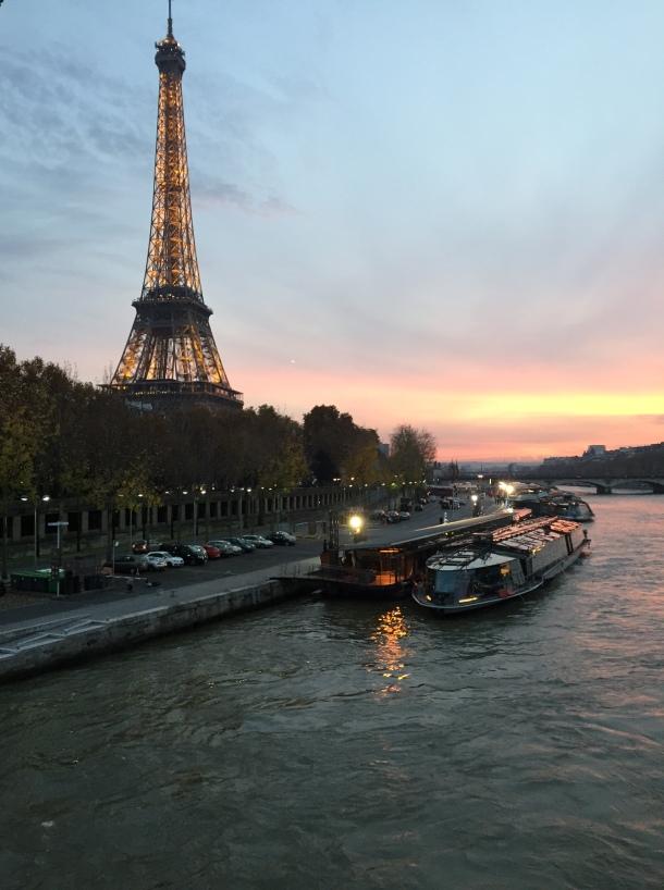 Eiffel River
